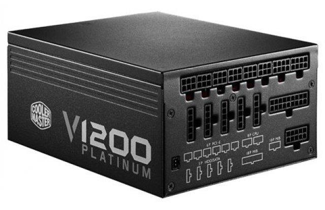 Блок питания Cooler Master V1200, 1200W