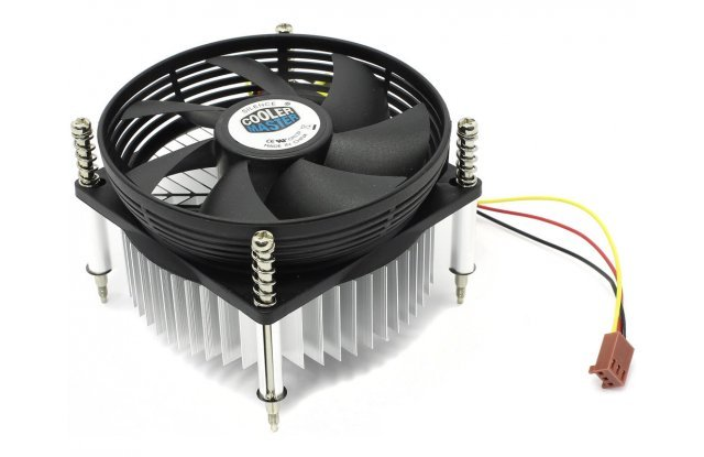 Кулер Cooler Master CPU Cooler DP6-9GDSB-0L-GP