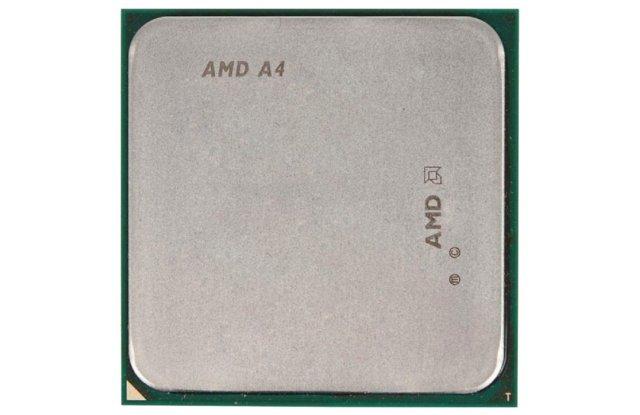 Процессор AMD A4-4000 BOX AD4000OKHLBOX