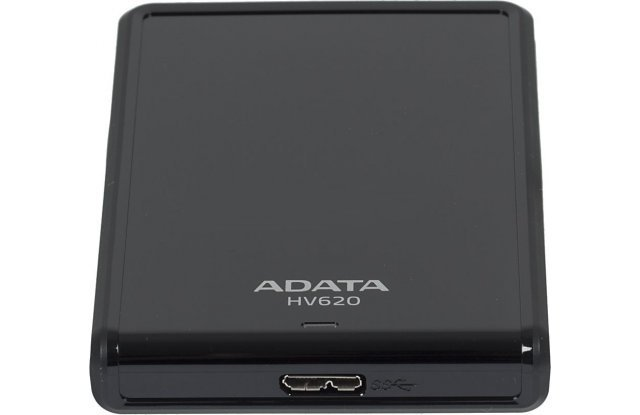 Внешний HDD накопитель A-Data USB3.0 500GB DashDrive HV620 Black