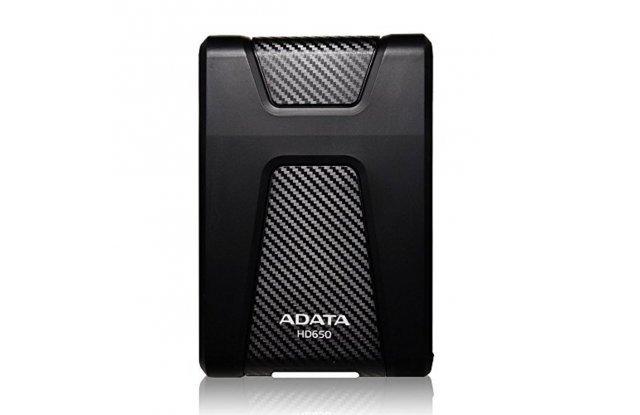 Внешний HDD накопитель A-Data USB3.0 2TB DashDrive HD650 Black