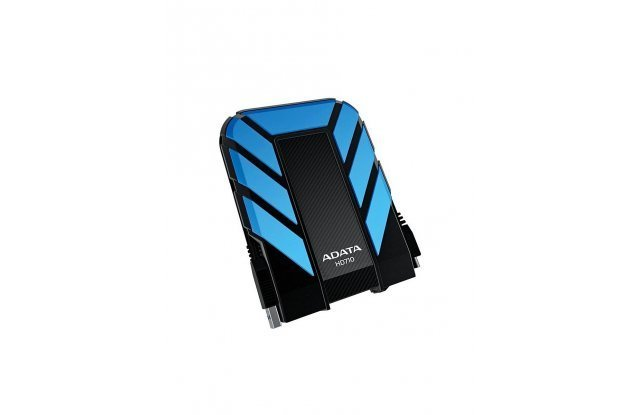 Внешний HDD накопитель A-Data USB3.0 1TB DashDrive HD710 Blue