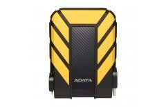 Внешний HDD накопитель A-Data USB3.0 1TB DashDrive HD710 Yellow AHD710-1TU3-CYL