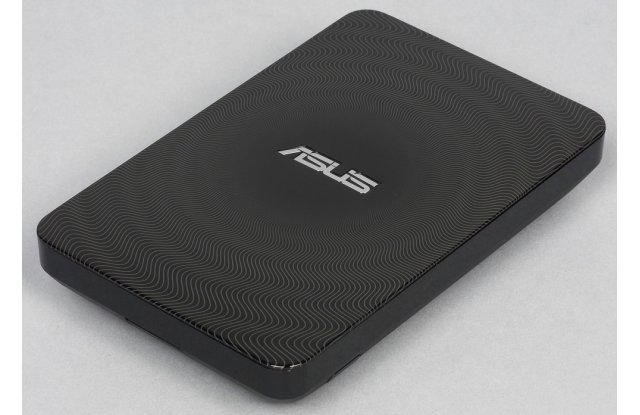 Внешний HDD накопитель HDD Asus Wi-Fi 1TB Travelair N ‏Black