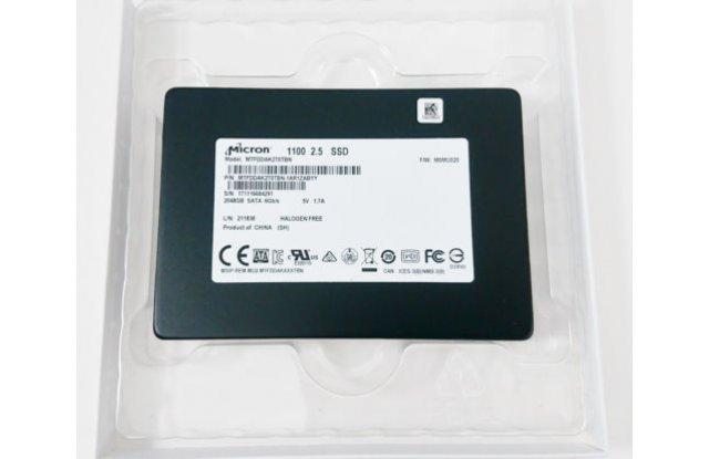 SSD-накопитель Micron 1100 256GB