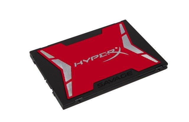 SSD-накопитель  Kingston 480GB HyperX