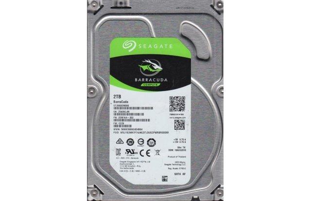 Жесткий диск Seagate SATA3 2Tb