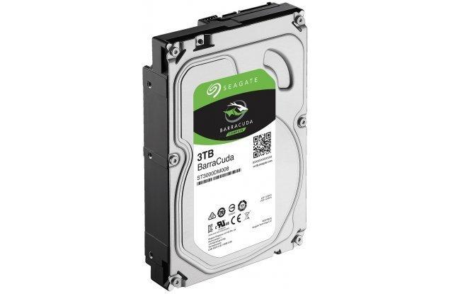 Жесткий диск Seagate SATA3 3Tb