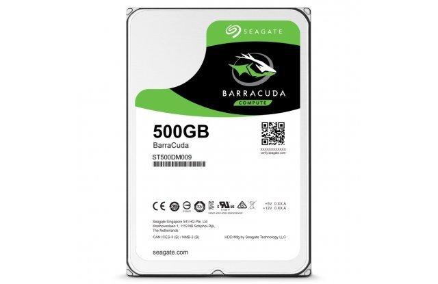 Жесткий диск Seagate SATA3 500Gb