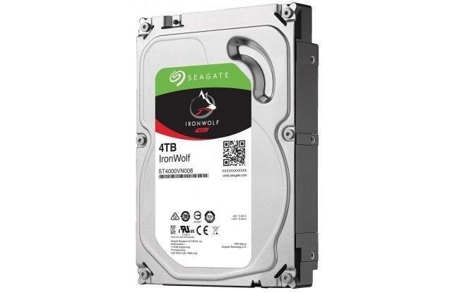 Жесткий диск Seagate SATA3 4Tb