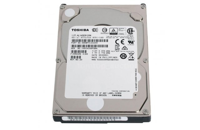 Жесткий диск Toshiba  SAS 1.8TB