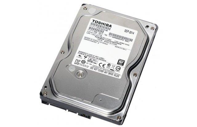 Жесткий диск Toshiba SATA3 1Tb