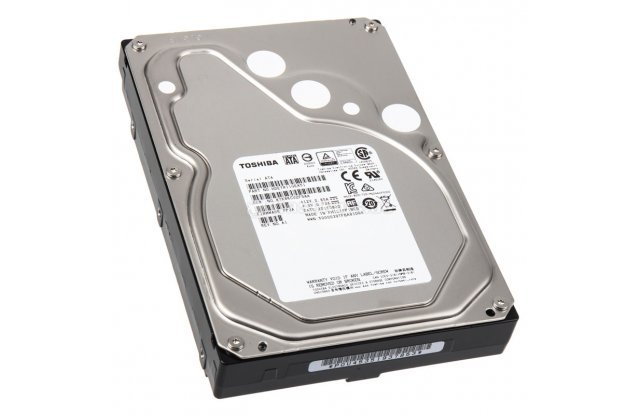 Жесткий диск Toshiba SATA3 3Tb