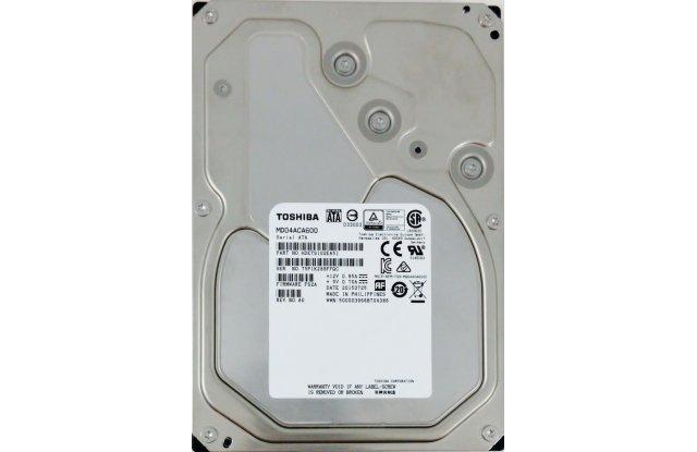 Жесткий диск Toshiba SATA3 6Tb