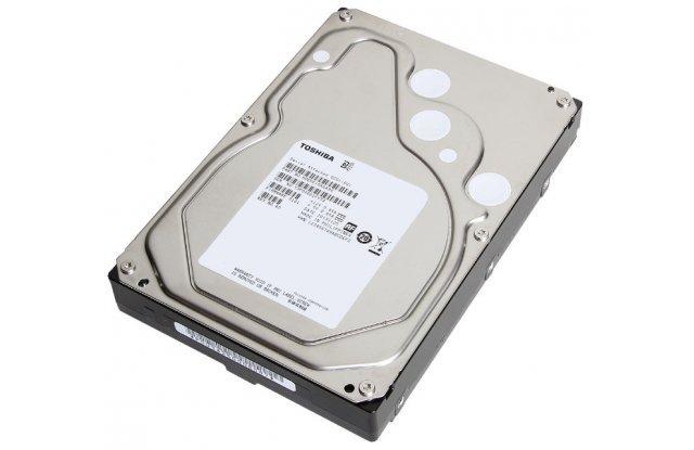 Жесткий диск Toshiba SAS 4Tb