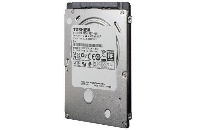 Жесткий диск Toshiba SATAII 1Tb