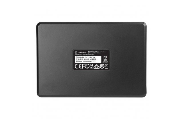 Внешний HDD накопитель Transcend USB3.0 2TB  StoreJet