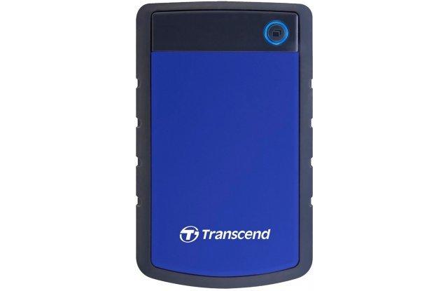 Внешний HDD накопитель Transcend USB3.0 1TB  StoreJet