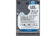 Жесткий диск WD SATA3 2TB Blue WD20NPVZ