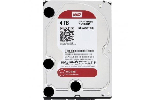 Жесткий диск WD Red 4 ТБ WD40EFRX