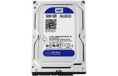 Жесткий диск WD SATA3 500Gb Blue WD5000AZRZ