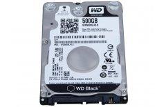 """Жесткий диск WD SATA3 500GB 2.5"""" Black WD5000LPLX"""