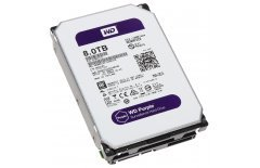Жесткий диск WD Purple 8 ТБ WD80PURZ