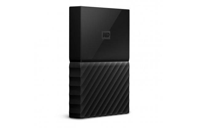 """Накопитель WD USB3.0 1TB 2.5"""" WDBBEX0010BBK-EEUE"""