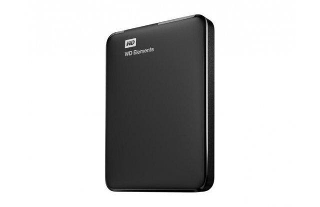 """Накопитель WD USB3.0 1TB 2.5"""" WDBUZG0010BBK-WESN"""
