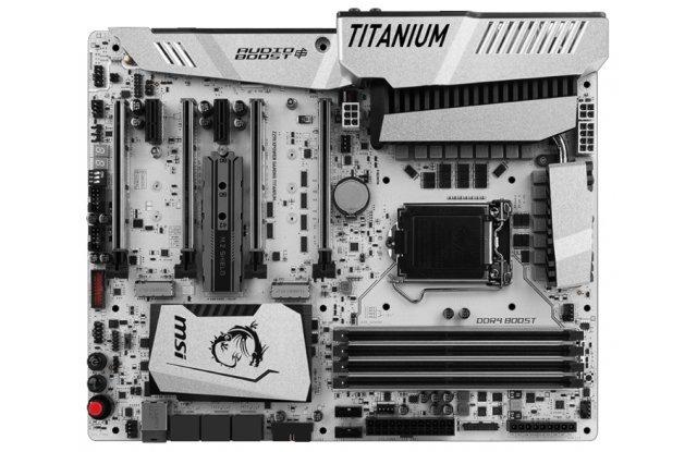 Материнская плата MSI Z270 XPOWER GAMING TITANIUM