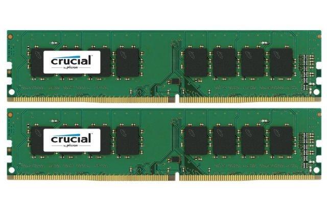 Оперативная память DDR4 16Гб Crucial CT2K8G4DFS8213