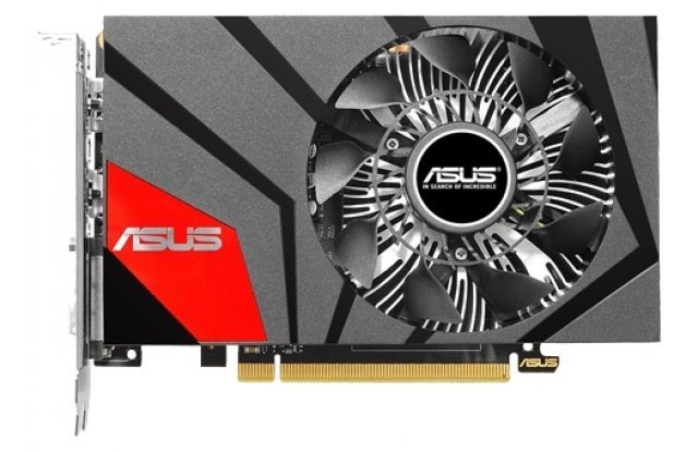 Видеокарта ASUS Radeon R7 360 1000Mhz PCI-E 3.0 2048Mb 6000Mhz 128 bit DVI HDMI HDCP