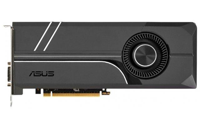 Видеокарта ASUS GeForce GTX 1070 Turbo 1506Mhz PCI-E 3.0 8192Mb 8008Mhz 256 bit DVI 2xHDMI HDCP