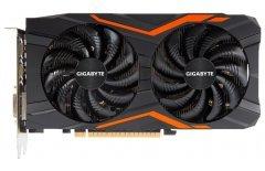 Видеокарта GIGABYTE GeForce GTX 1050TI G1, GV-N105TG1 GAMING-4GD