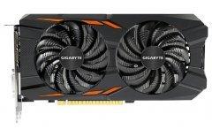 Видеокарта GIGABYTE GeForce GTX 1050, GV-N1050WF2OC-2GD