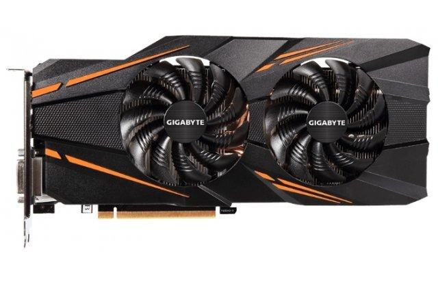 Видеокарта ASUS GeForce GTX 1070 WF OC 1556Mhz PCI-E 3.0 8192Mb 8008Mhz 256 bit DVI HDMI HDCP