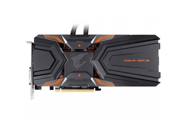 Видеокарта GIGABYTE GeForce GTX 1080 Ti AORUS XTREME WB 1480Mhz PCI-E 3.0 11264Mb 11448Mhz 352 bit DVI 2xHDMI 3xDP HDCP