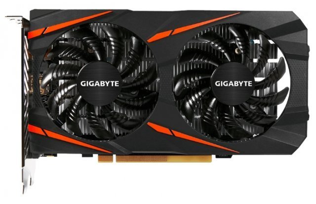 Видеокарта GIGABYTE Radeon RX 460 1212Mhz PCI-E 3.0 4096Mb 7000Mhz 128 bit DVI HDMI HDCP