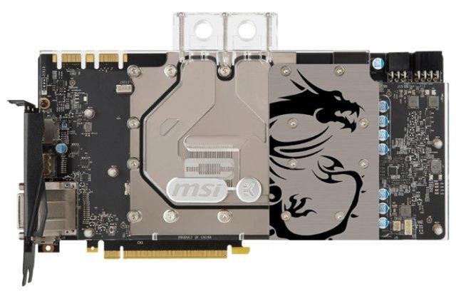 Видеокарта MSI GeForce GTX 1080 SEA HAWK EK X 1607Mhz PCI-E 3.0 8192Mb 10108Mhz 256 bit DVI HDMI HDCP