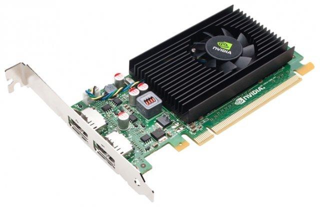 Видеокарта PNY NVIDIA Quadro NVS 310 PCI-E 1024Mb 64 bit