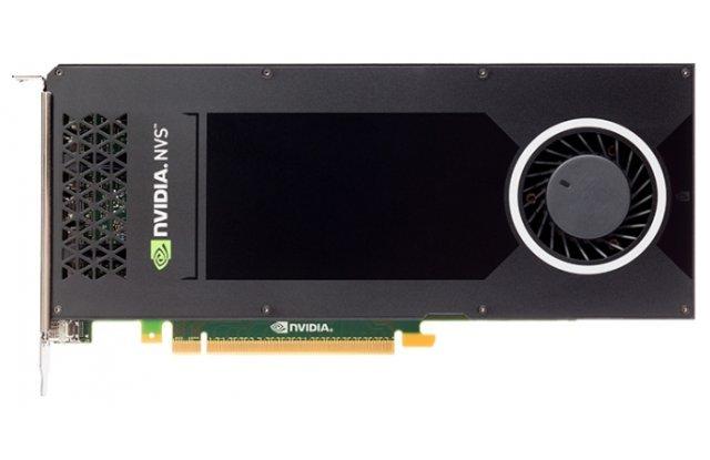 Видеокарта PNY NVIDIA Quadro NVS 810 PCI-E 3.0 4096Mb 128 bit HDCP