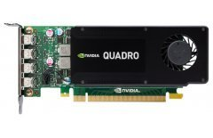 Видеокарта PNY NVIDIA Quadro K1200 for DVI, VCQK1200DVI-PB