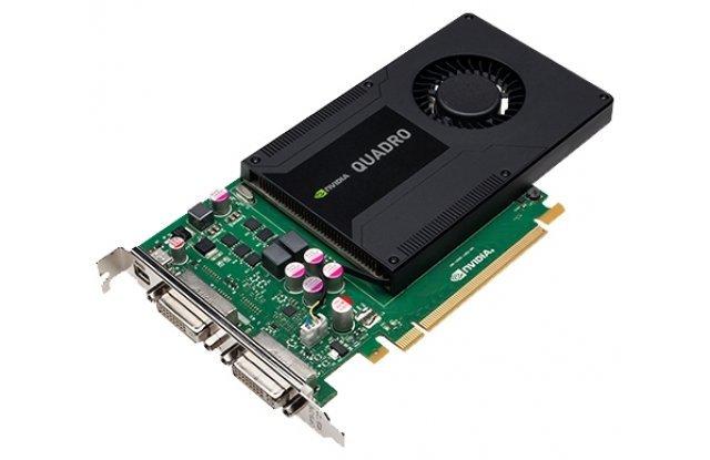 Видеокарта PNY NVIDIA Quadro K2000D PCI-E 2.0 2048Mb 128 bit 2xDVI