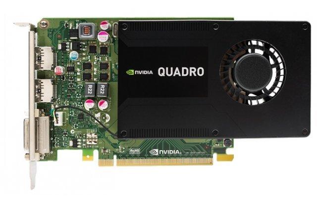Видеокарта PNY NVIDIA Quadro K2200 PCI-E 2.0 4096Mb 128 bit DVI