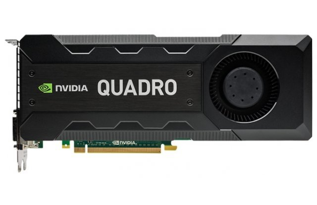 Видеокарта PNY NVIDIA Quadro K5200 PCI-E 3.0 8192Mb 256 bit 2xDV