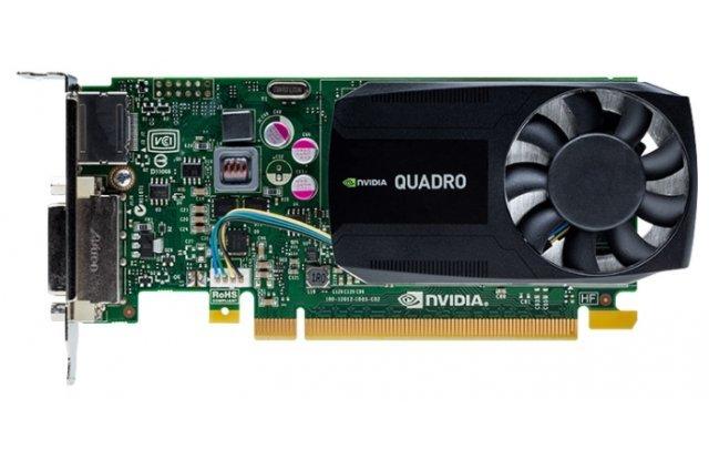 Видеокарта PNY NVIDIA Quadro K620 PCI-E 2.0 2048Mb 128 bit DVI