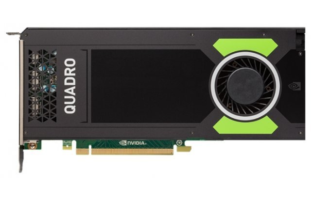Видеокарта PNY NVIDIA Quadro M4000 PCI-E 3.0 8192Mb 256 bit HDCP