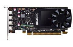Видеокарта PNY NVIDIA Quadro P1000 for DVI, VCQP1000DVI-PB
