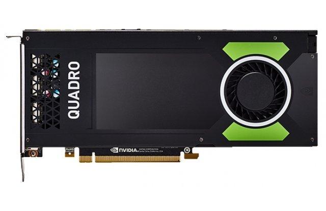 Видеокарта PNY NVIDIA Quadro P4000 PCI-E 3.0 8192Mb 256 bit HDCP
