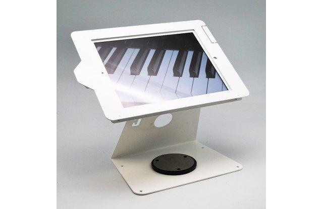 Держатель для планшетов iPad корпусной белый